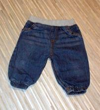 Podšité džínové kalhoty, f&f,68