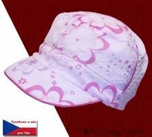 Letní čepice, kšiltovka, 838_12636, rockino,86 - 128