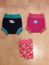 Neoprenové kalhotky, uv plavky happy nappy upf50+, 80