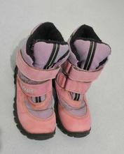 Dívčí zimní boty zn. fare vel. 27, fare,27