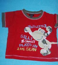 Tričko s opicí, minoti,92