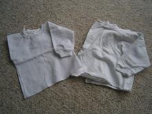 Bavlněné košilky pro mimi , 62