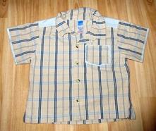 Plátěná košile, adams,80
