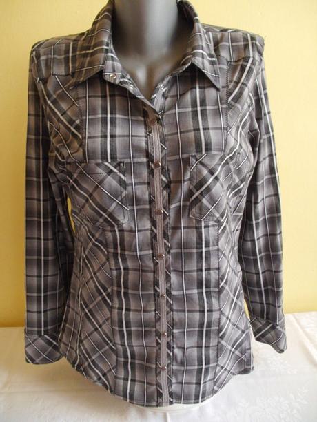 Super dámská košile - vel. xl, xl