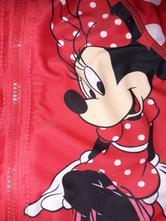 Plavkové uv tričko dlouhý rukáv na zip/mikina, disney,98