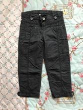 Oteplené kalhoty, 128