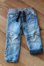 Chlapecké podšité džíny, mothercare,86