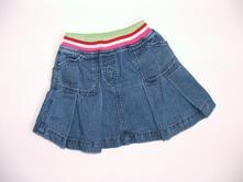 P298 jeans sukně vel. 98, george,98
