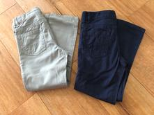 Kalhoty h&m 2x 4-5 let, h&m,110