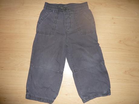 Podšité kalhoty, next,92