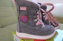 Dětská zimní obuv - dívčí vel. 21, protetika,21