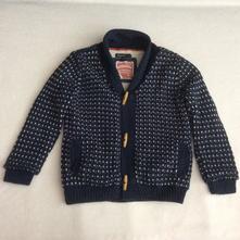 Teplý svetr s kožíškem zn. marks&spencer, marks & spencer,110