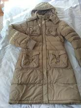 Zimní bunda - kabát, l