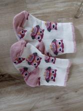 Ponožky se sovičkama, tesco,17