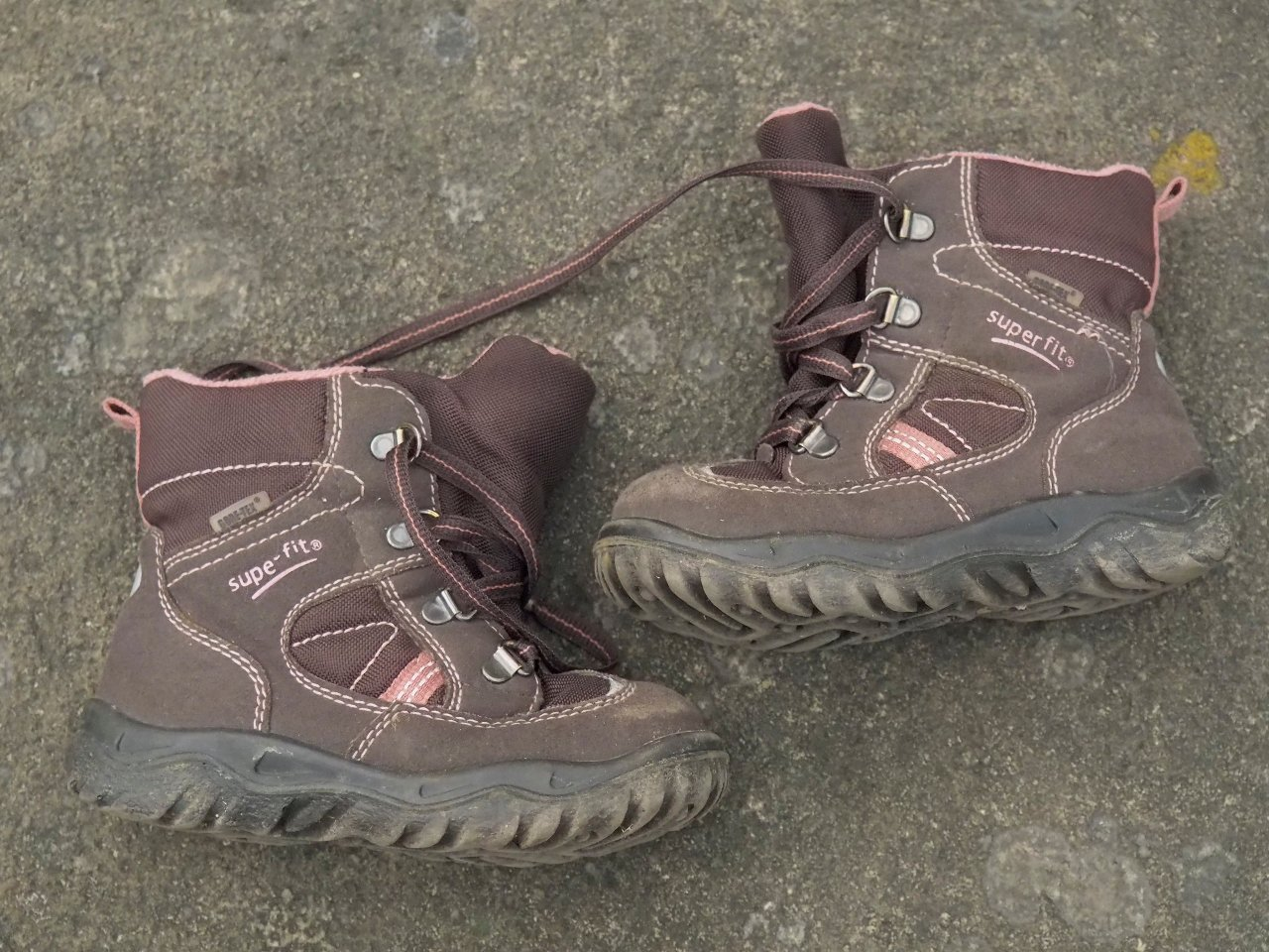 Zimní boty superfit 4d26d14fcc