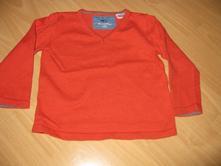 Červený svetr...zara, zara,74