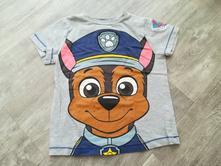 Tričko tlapková patrola, f&f,104