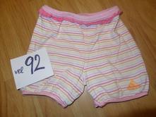 Adidas šortky, adidas,92