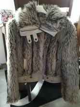 Dámská kožíšková bunda, l