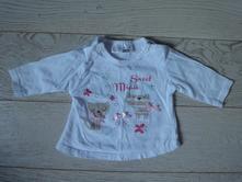 Kojenecké tričko, ergee,56