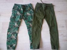Kalhoty, lindex,122