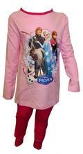 Bavlňené pyžamo ledové království č.2 vel.3-10.let, 98 - 140