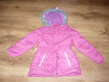 Zimní bunda vel. 110/116, 110