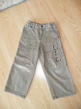 Chlapecké kalhoty manšestráky, vel.104, dopodopo,104