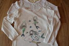 Dívčí trička - 2 ks, dopodopo,110