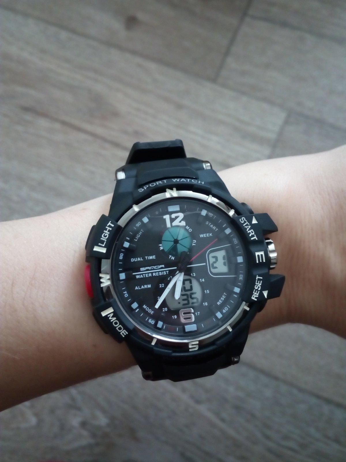 Panske sportovni hodinky sanda ce32b95dbad