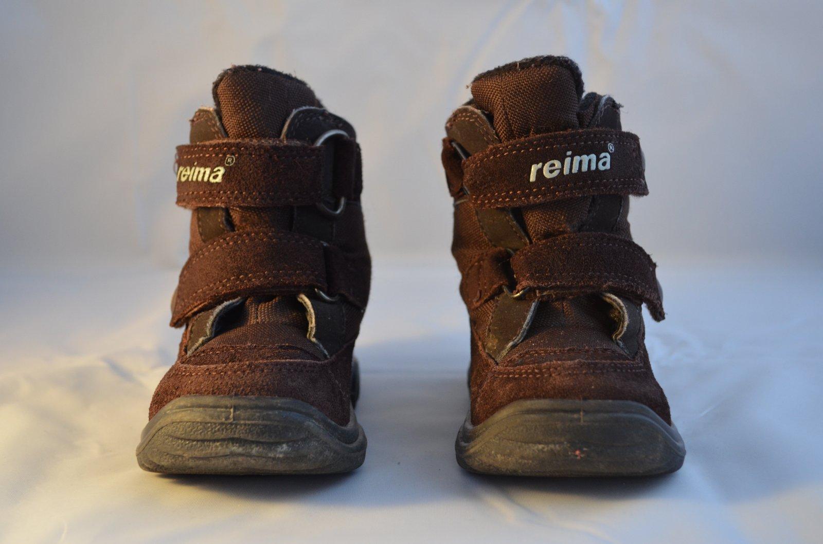 Dětská zimní obuv - zn.