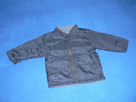Oboustranní jarní/podzimní bunda, vel. 92, bambini,92