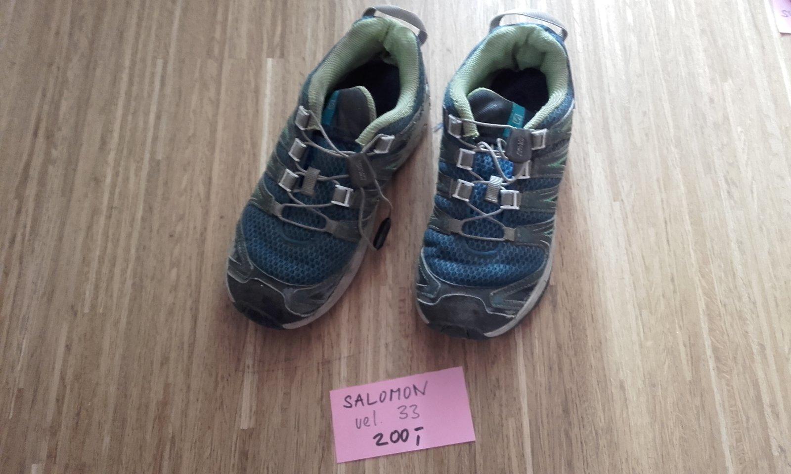 Salomon sportovní boty c9393d0768