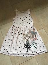 Šaty, šatičky h&m 134/140, h&m,134