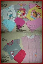 5x pyžamo košilka vel 98-104, disney,98