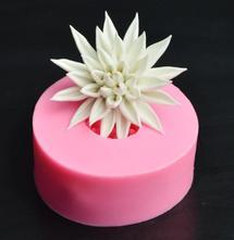 Silikónová forma květina 10 - skladem, sf-44,