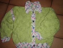 Pletený svetr, 110