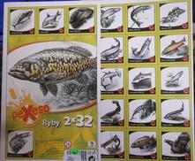 Pexeso - ryby,