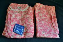 Klasické krepové pyžamo xxl dámské, 54
