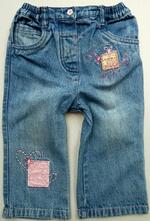 Obrázkové rifle riflové kalhoty džíny v. 80 george, george,80