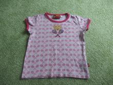 Bavlněné tričko - tenisový motiv, lindex,92
