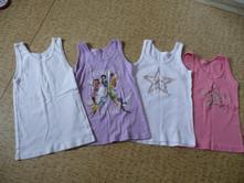 4x spodní košilka, kik,98