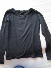Černé tričko, crashone,146