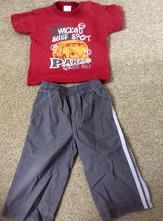 Lehké kalhoty a tričko, cherokee,86