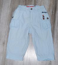 Kalhoty s mickeyem, h&m,92