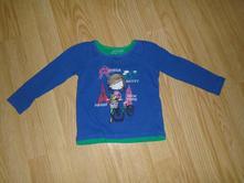 Tričko dlouhý rukáv, girl2girl,110
