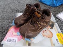 Nádherné kožené botky, bären-schuhe,21