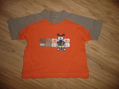 Tričko mothercare na 12-18m-vel.86, mothercare,86