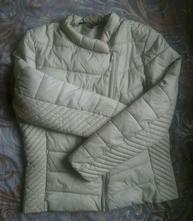 Béžová prošívaná bunda 44, esmara,44