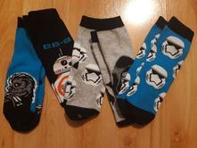 Ponožky star wars h&m, vel. 22/24, h&m,22 / 23 / 24